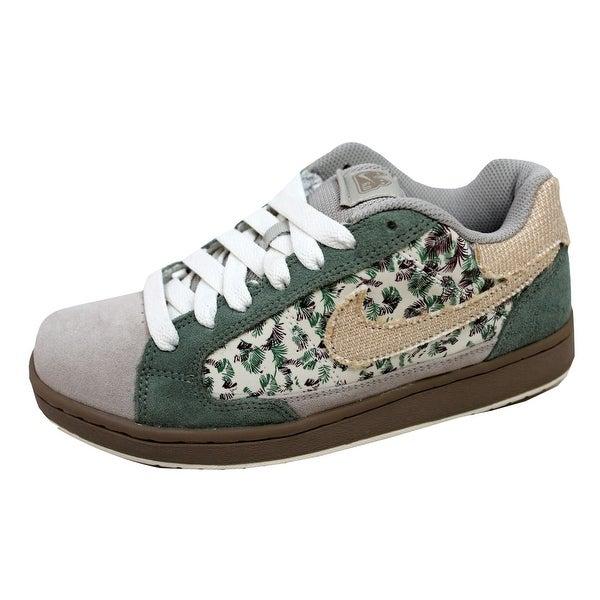 Nike Women's Swindle Stone/Sail-Cadet Green-Khaki 315158-211