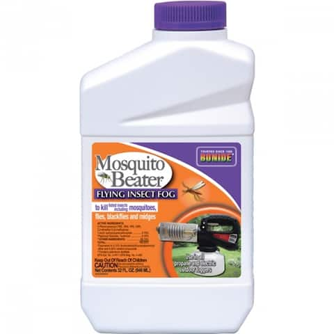 Bonide 551 Mosquito Beater Outdoor Flying Insect Fog, 1 Qt