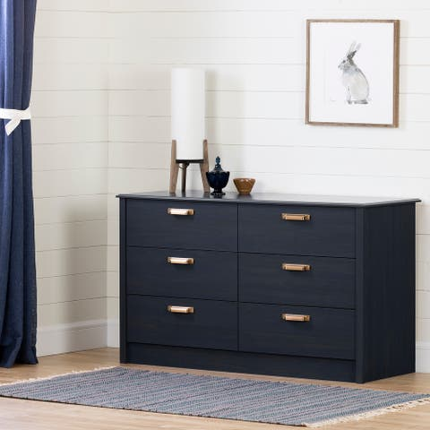 South Shore Admiral 6-Drawer Dresser