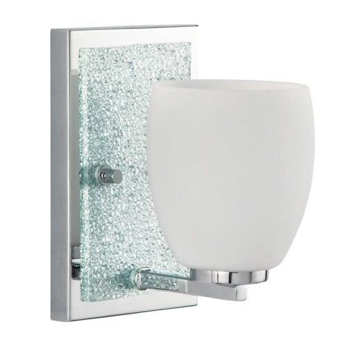 "Park Harbor PHVL2021 Olen 8"" Tall Single Light Bathroom Fixture"