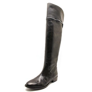 Vince Camuto Sabal Women Round Toe Leather Knee High Boot
