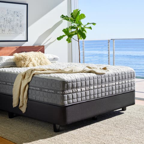 Aireloom Aspire Hybrid Pasadena 13-inch Firm Mattress