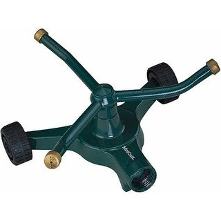 Mintcraft YM133A Metal Lawn Swivel Sprinkler