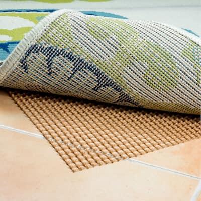 StyleHaven Indoor/ Outdoor Area Rug Pad - Brown