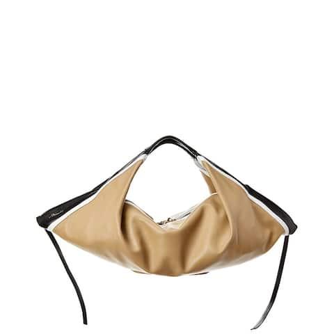 3.1 Phillip Lim Luna Mini Slouchy Leather Hobo