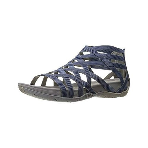 Bare Traps Womens stacey Open Toe Casual Slide Sandals