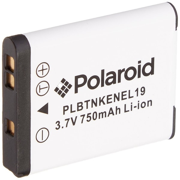 Polaroid High Capacity Nikon ENEL19 Rechargeable Lithium Replacement Battery