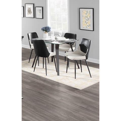 Carson Carrington Sala Mid-century Modern Dining Table
