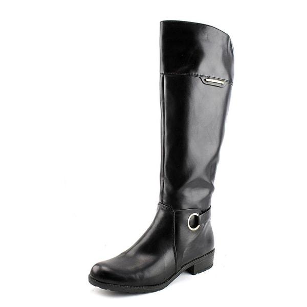 Alfani Jadah Women Black Boots
