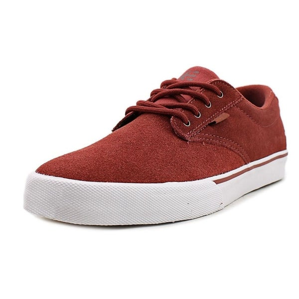 Etnies Jameson Vulc Men Round Toe Suede Skate Shoe