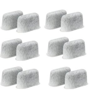 Blendin DCCF-12 12 Replacement Charcoal Water Filters for Cuisinart Coffee Machine