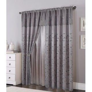 burgundy curtains & drapes - shop the best brands today