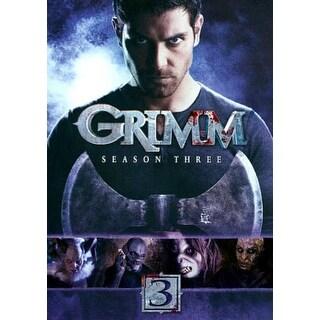 Grimm: Season Three - DVD