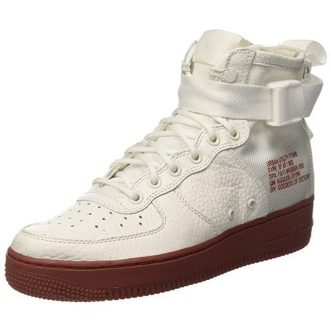 detailed look 0c0f3 27945 Nike Mens SF AF1 MID Hight Top Lace Up Basketball Shoes.  82.39 -  120.00. 5  of 5 Review Stars. 1