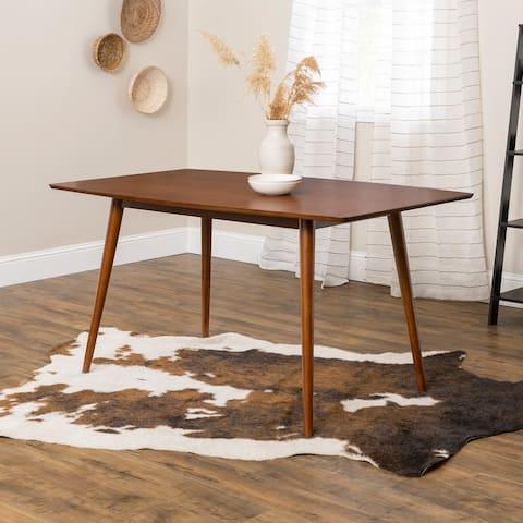 Carson Carrington Skara 60-inch Mid-century Modern Dining Table