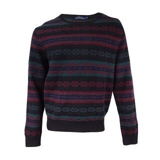 Polo Ralph Lauren Men's Fair Isle Wool Sweater
