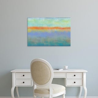Easy Art Prints Jan Weiss's 'Country Sky 2' Premium Canvas Art