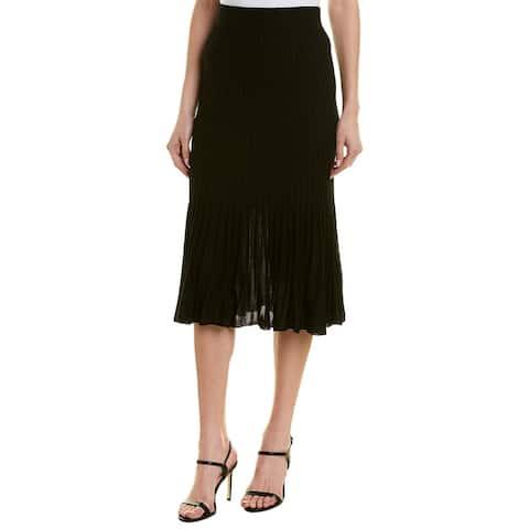 525 America Flare Ribbed Skirt