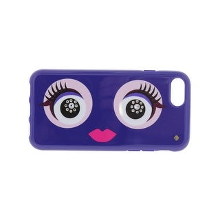 Kate Spade Jeweled Monster Cell Phone Case iPhone 7 Hard Shell - o/s