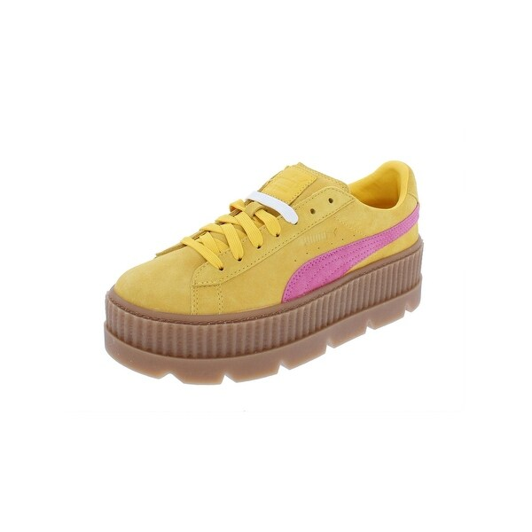 premium selection 4152c 69e03 Shop Fenty Puma by Rihanna Womens Cleated Creeper Sneakers ...