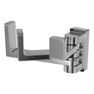 Ginger 5210T Triple Pivoting Robe Hook From The Lineal Collection (2 options available)