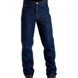 Cinch Western Denim Jeans Mens WRX Flame Resistant Dark MP78930001