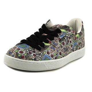 Puma States X Swash Toucan Men Round Toe Leather Multi Color Sneakers