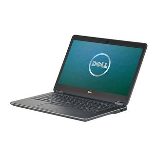 Dell Latitude E7440 Core i5-4300U 1.9GHz 4th Gen CPU 8GB RAM 128GB SSD Windows 10 Pro 14-inch Laptop (Refurbished)
