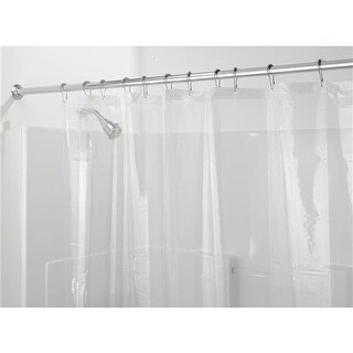 Interdesign Clr Shower Curtain Liner 12052 Unit: EACH