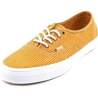 Vans Authentic CA Round Toe Canvas Sneakers