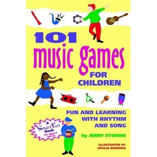 101 Music Games for Children - Jerry Storms