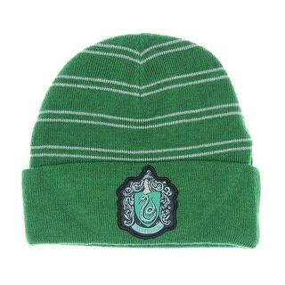 Harry Potter House Slytherin Knit Beanie - Green