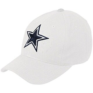 Dallas Cowboys Basic Wool Cap White