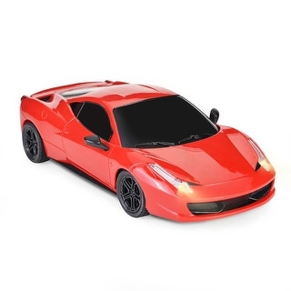 Remote Control Car Gravity Sensor Radio 1/16 Fast Speed Scale Fast Toy RC Car Red