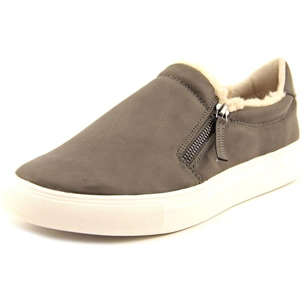 Style & Co Winnie Slip-On Women Synthetic Gray Fashion Sneakers