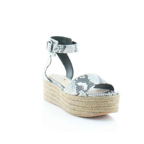 Via Spiga Nemy Women's Sandals & Flip Flops Blk/Wht