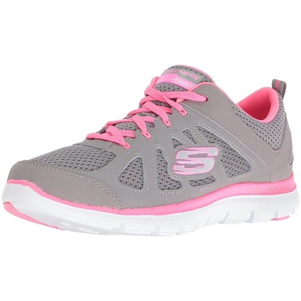 6c15d93a4544 Shop Skechers Sport Women s Flex Appeal Simplistic Sneaker