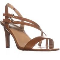 naturalizer Kayla Double Strap Slingback Sandals, Light Maple Leather