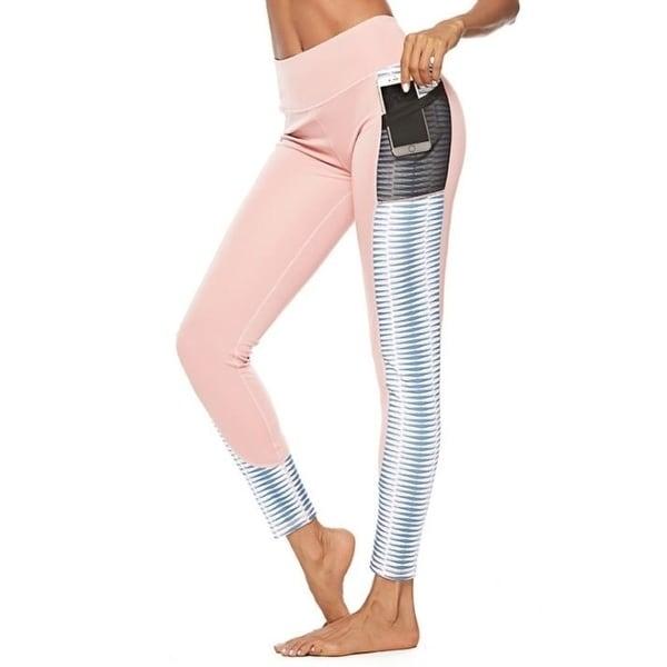 d360625343481 Shop Women'S Workout Leggings Yoga Running Pants Pockets - On Sale ...