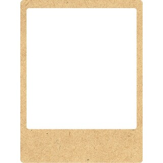 "Kaiserdecor Mdf Instant Photo Frame-10.25""X13.75""X.125"""