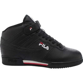 Fila Men's F13 Black/Fila White/Fila Red