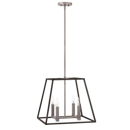 Hinkley Lighting 3334DZ 4 Light Pendant from the Fulton Collection
