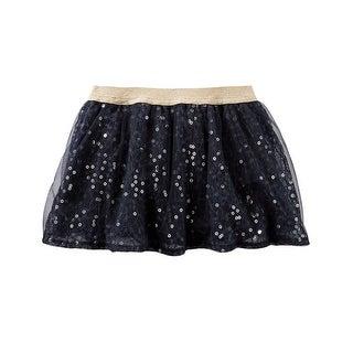 OshKosh B'gosh Baby Girls' 2 Piece Sparkle Skirt, 24 Months