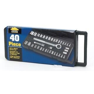 Tool House 40 Piece Socket Set - 770000