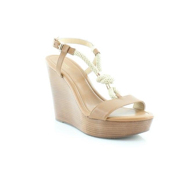 Michael Kors Holly Espadrille Women's Sandals & Flip Flops Acorn - 11