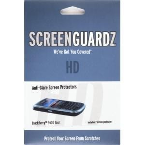 BodyGuardz - ScreenGuardz+HD Screen Protecter for Blackberry 9630 Tour, 9650 Bol
