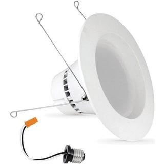 "Feit Electric LEDR56/830/HBR HomeBrite Smart LED Retrofit Kit, 6"", White"