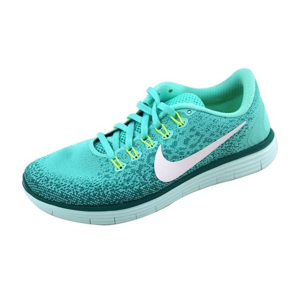 1f919a83aa57 Shop Nike Women s Free Run Distance Light Orewood Brown Taupe Grey ...