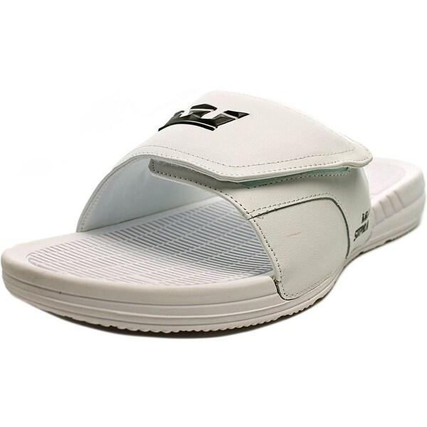 cfe79f68f380 Shop Supra Locker Men Open Toe Synthetic Slides Sandal - Free ...
