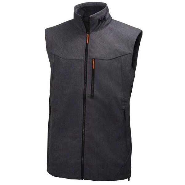 Shop Helly Hansen 2018 Men's Paramount Vest 62409 Black